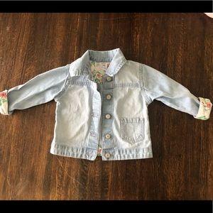 Denim jackets 18 months